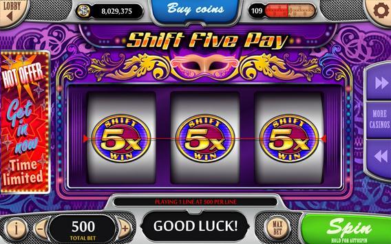 Vegas Power Slots syot layar 6