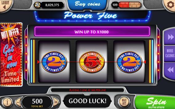 Vegas Power Slots syot layar 11