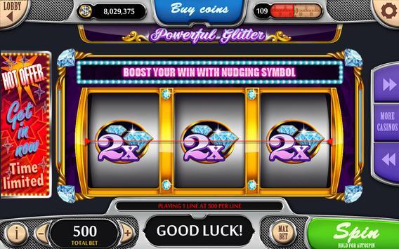 Vegas Power Slots syot layar 3