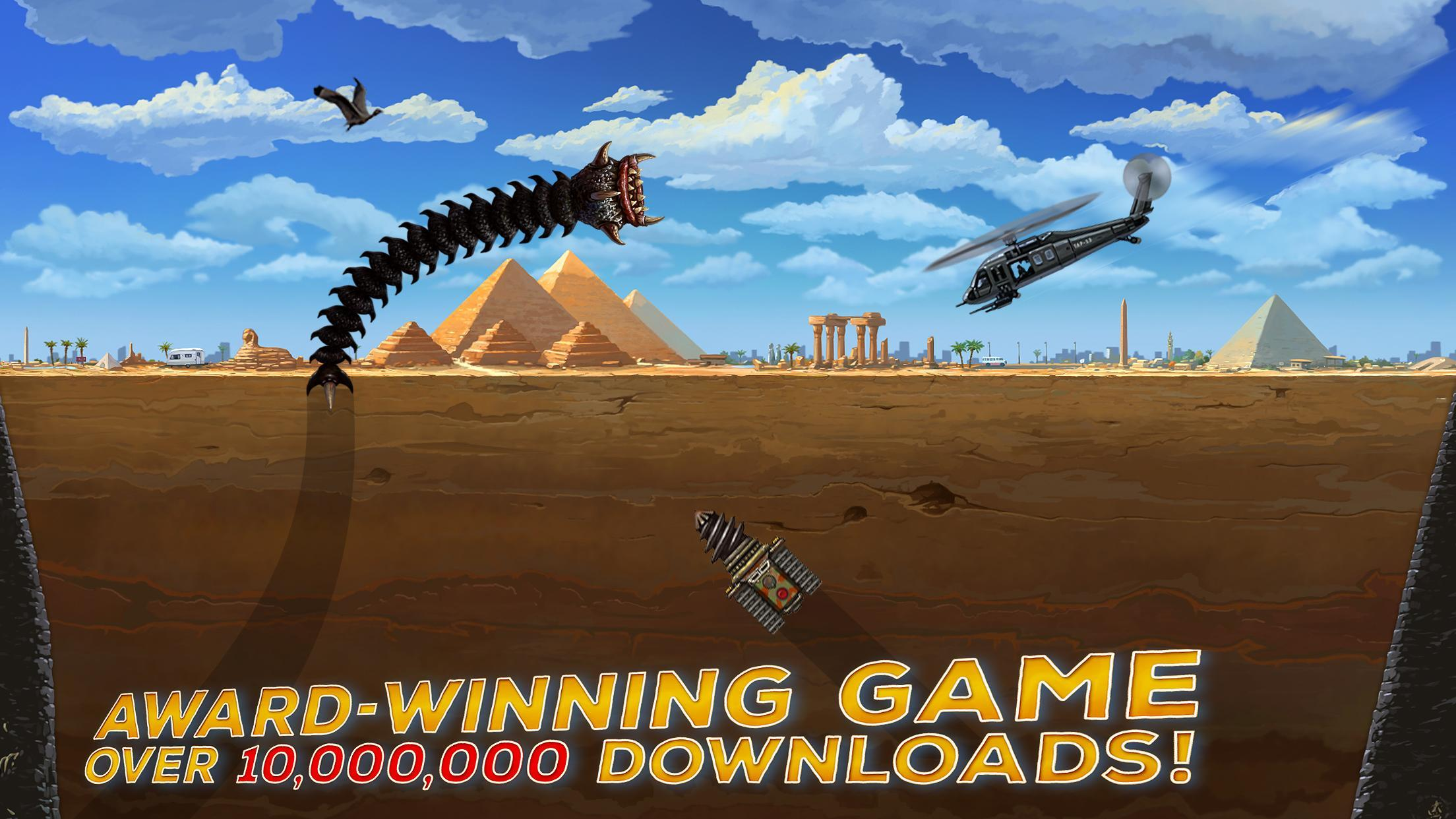 Death Worm Free For Android Apk Download