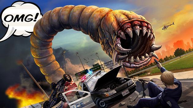 Death Worm™ Free screenshot 4