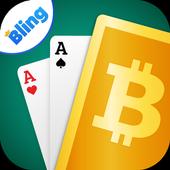Bitcoin Solitaire Zeichen