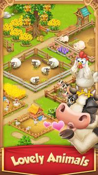 Village and Farm تصوير الشاشة 1