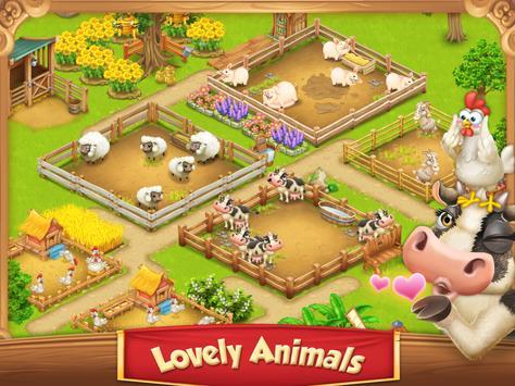 Village and Farm captura de pantalla 7