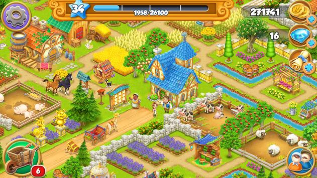 Village and Farm captura de pantalla 5