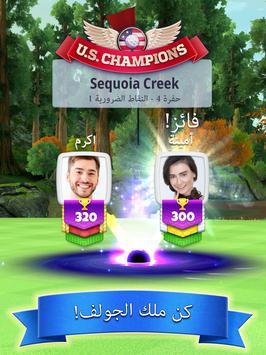 Golf Clash تصوير الشاشة 13
