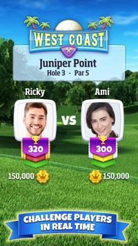 Golf Clash plakat