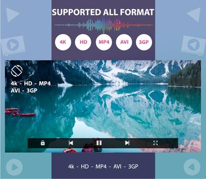 Full HD video player all format media Player 1080p poster