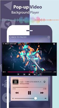 Full HD video player all format media Player 1080p screenshot 2