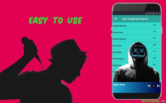 Raymix HQ Songs/Lyrics-Without internet screenshot 1