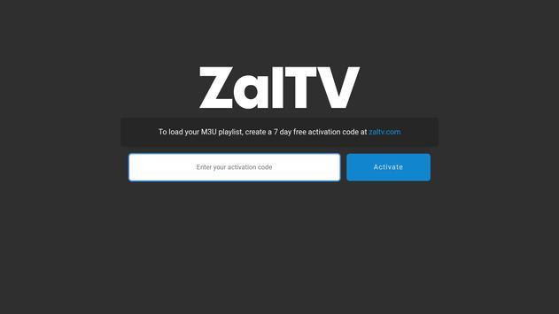 ZalTV poster