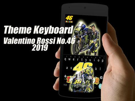 Rossi 46 Keyboard Theme 2019