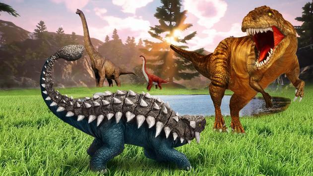Wild Dinosaur hunt : Adventurer Hunting Games screenshot 2