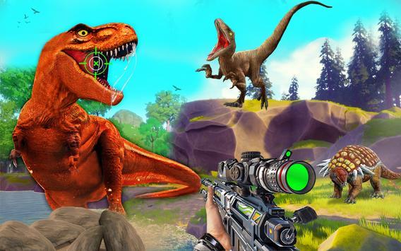 Wild Dinosaur hunt : Adventurer Hunting Games screenshot 4