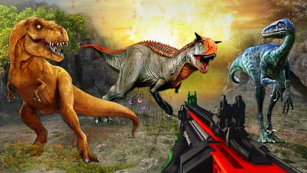Wild Dinosaur hunt : Adventurer Hunting Games screenshot 9