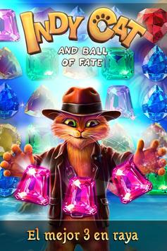 Indy Cat Poster