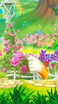 2 Schermata Garden Pets Match 3 - Abbina e Viaggia