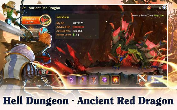 Dragon Nest M screenshot 4