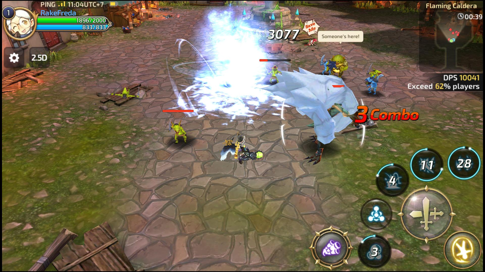 Dragon Nest M for Android - APK Download