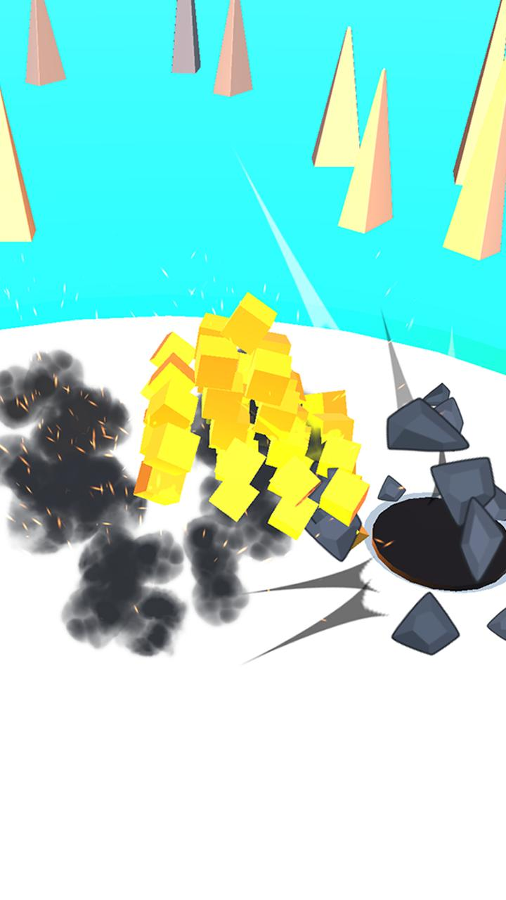 BlocksBuster - 3D Color Hole - Eat them All for Android - APK Download