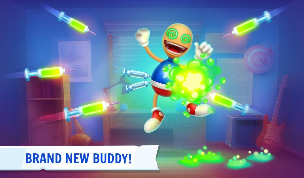 Kick the Buddy: Forever app for Android download 2019