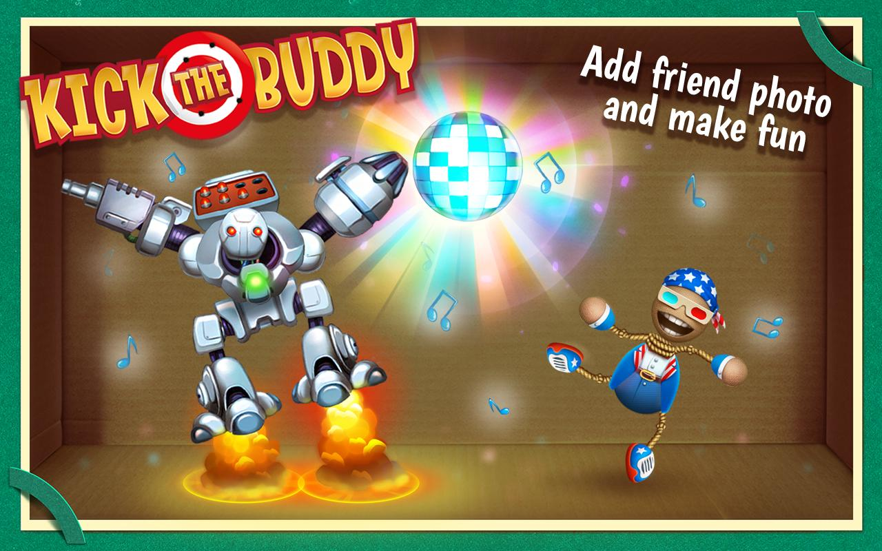 Kick The Buddy For Android Apk Download