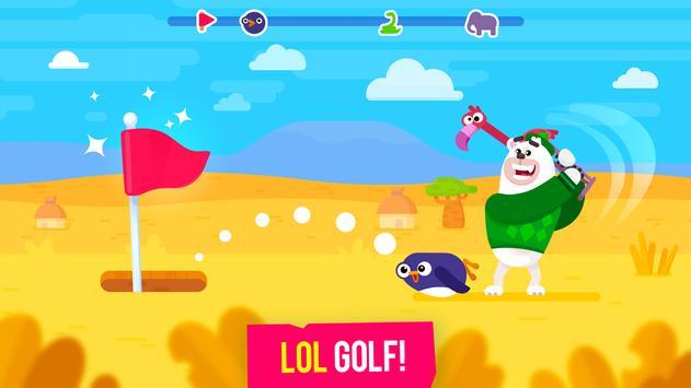 Golfmasters पोस्टर