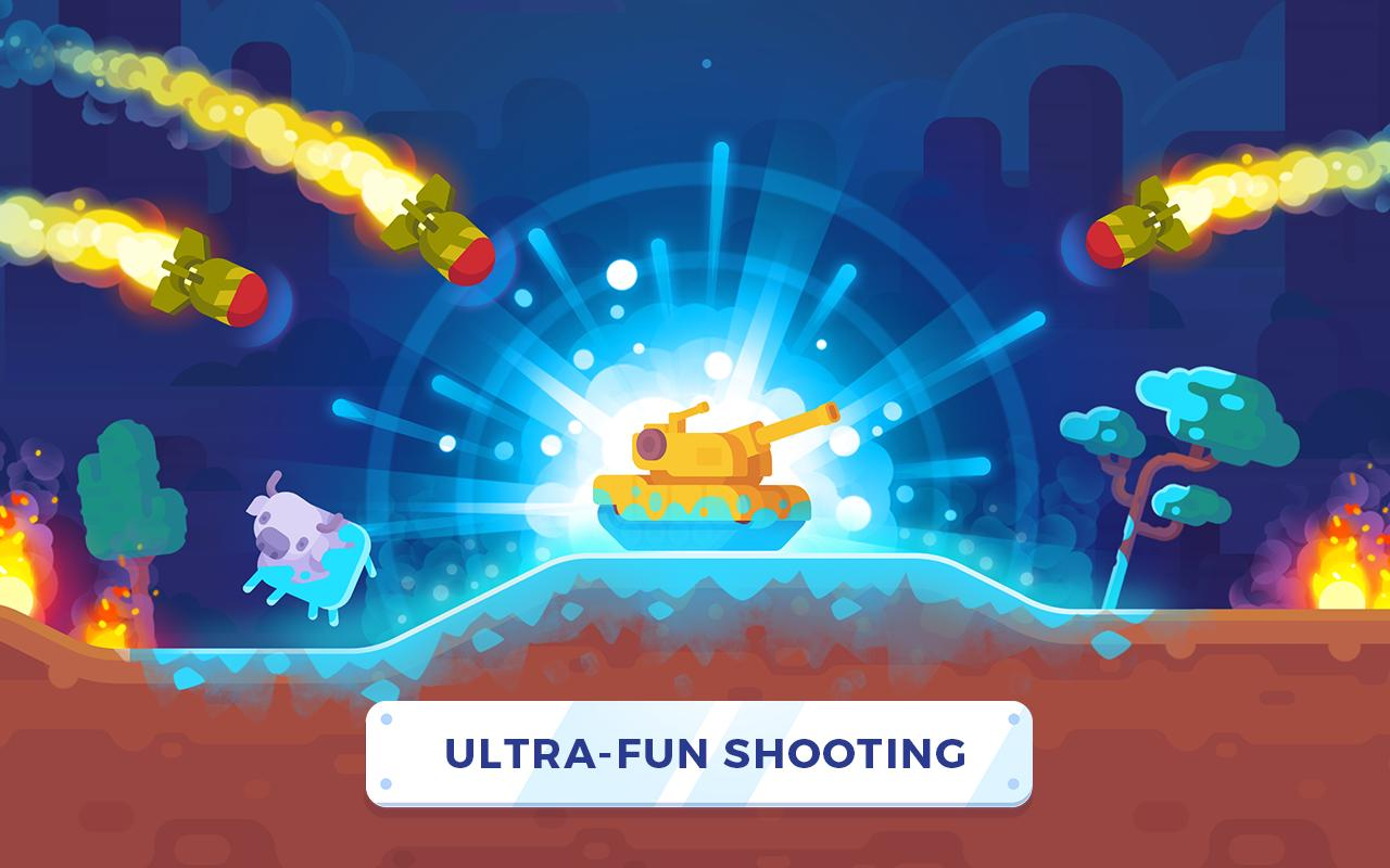 Tank Stars for Android - APK Download