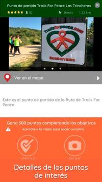 Trails for Peace screenshot 2
