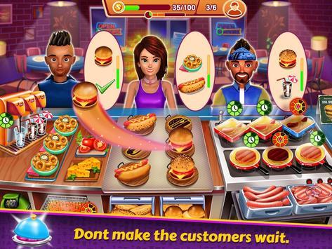 Kitchen Station Chef स्क्रीनशॉट 13