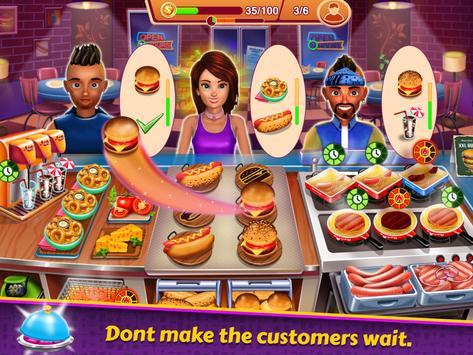 Kitchen Station Chef स्क्रीनशॉट 7