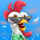 Paradise Hay Farm Island - Offline Game APK