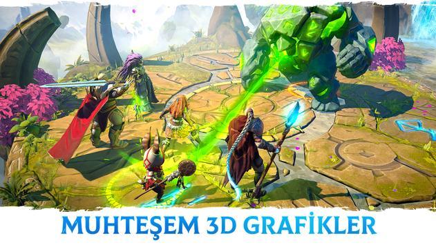 Age of Magic Ekran Görüntüsü 3