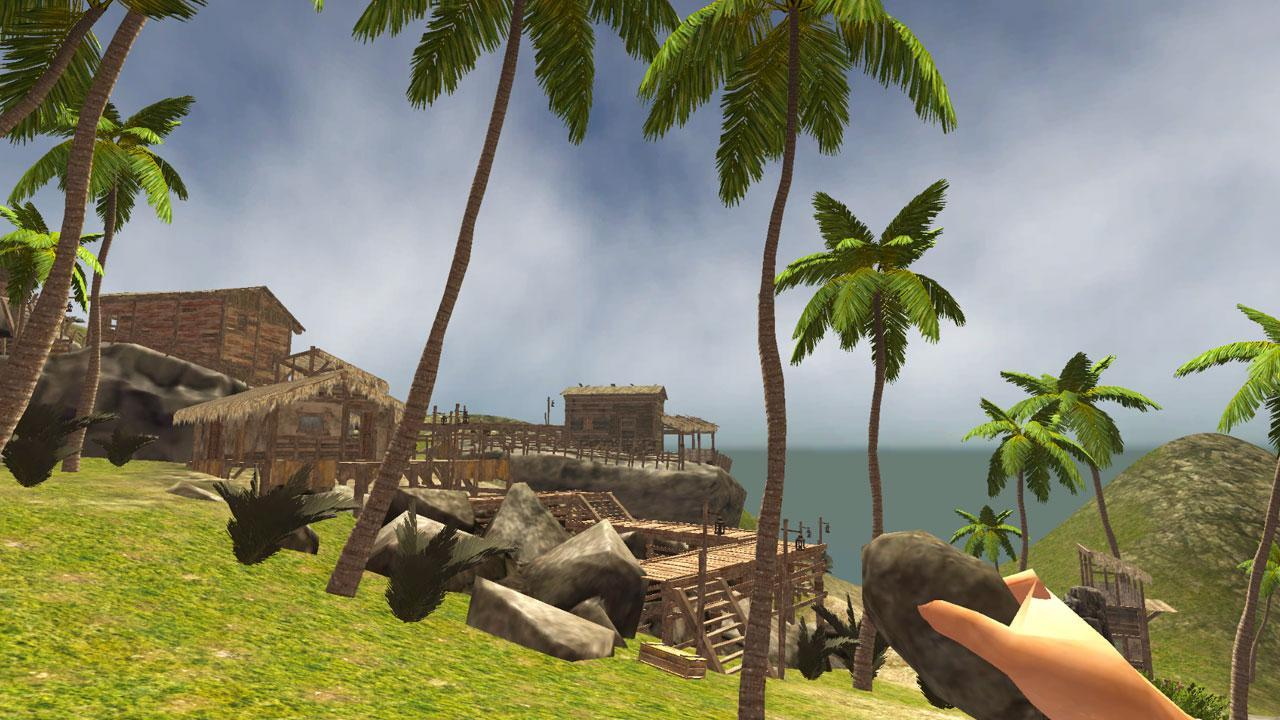 Lost Island Life Sim 2 Tropical Trial For Android Apk Download