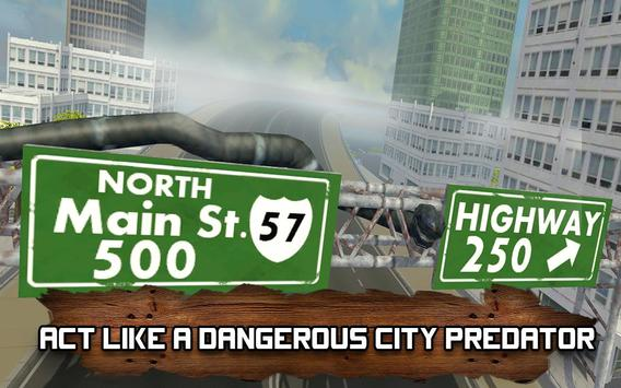 Venom Anaconda Simulator 3D screenshot 9