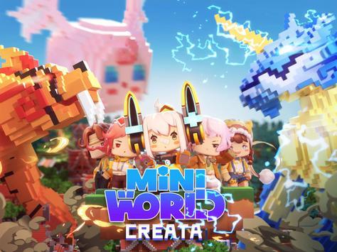 Mini World captura de pantalla 6