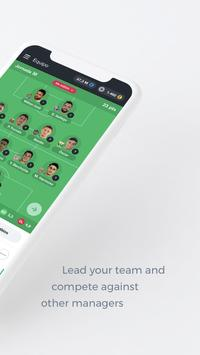 Bemanager - Be a Soccer Manager screenshot 1