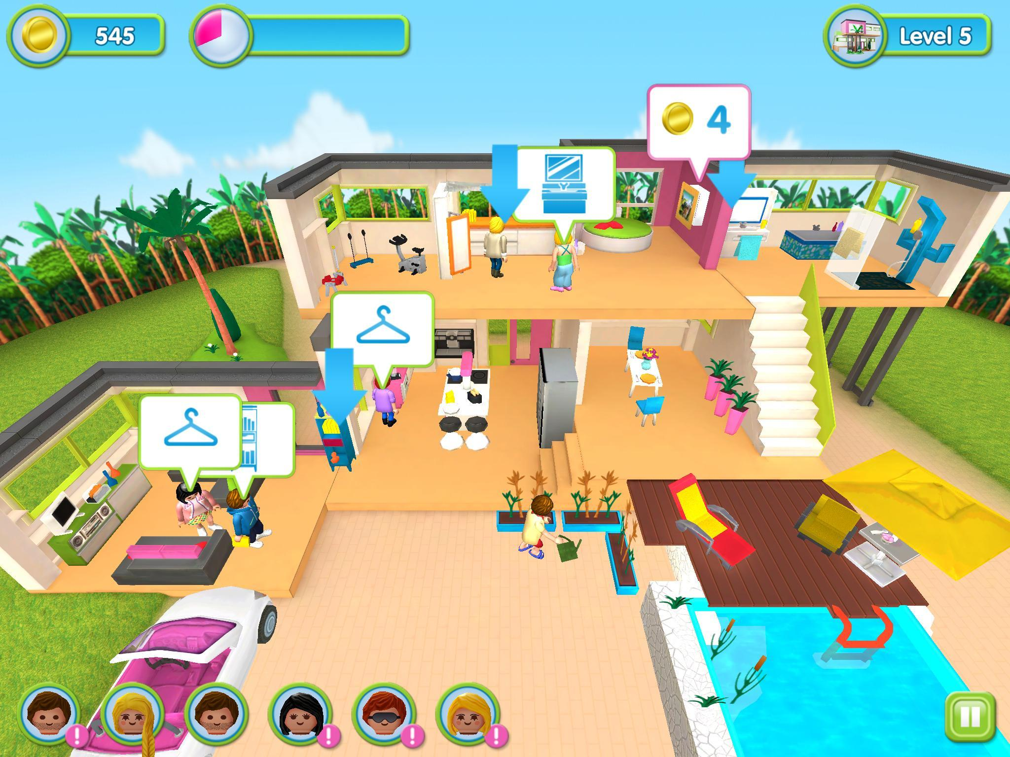 Playmobil Luxury Mansion For Android Apk Download