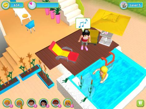 PLAYMOBIL Luxusvilla تصوير الشاشة 9