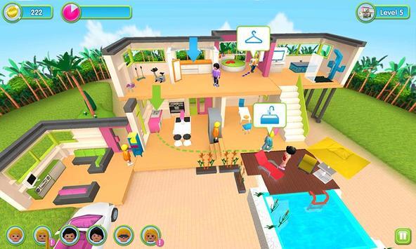 PLAYMOBIL Luxusvilla الملصق