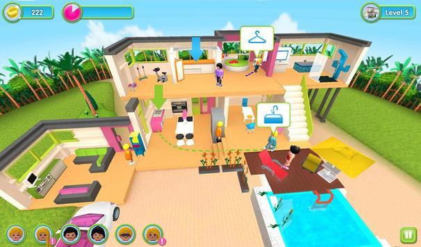 PLAYMOBIL Luxusvilla تصوير الشاشة 10