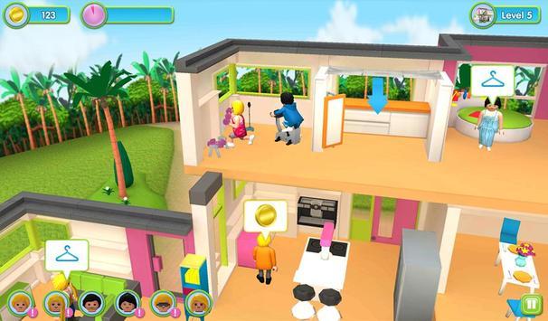 PLAYMOBIL Luxusvilla تصوير الشاشة 11