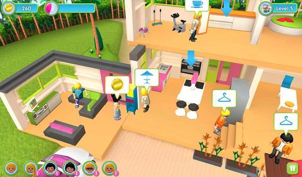 PLAYMOBIL Luxusvilla تصوير الشاشة 14