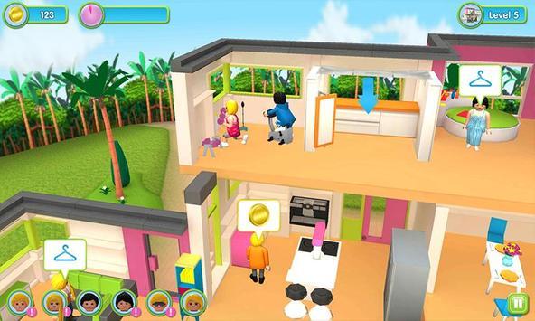 PLAYMOBIL Luxusvilla تصوير الشاشة 1