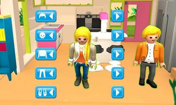PLAYMOBIL Luxusvilla تصوير الشاشة 2