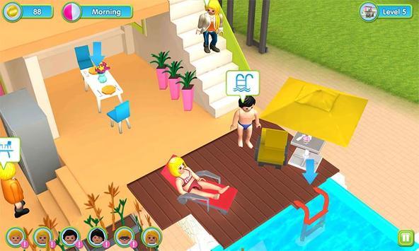 PLAYMOBIL Luxusvilla تصوير الشاشة 3