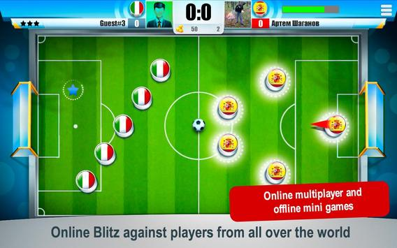 Mini Football Championship screenshot 11