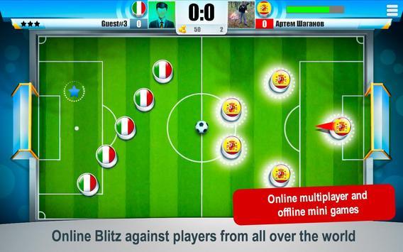 Mini Football Championship screenshot 1