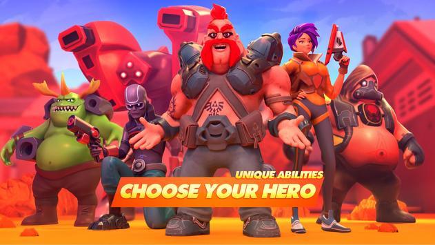 Mad Heroes screenshot 5