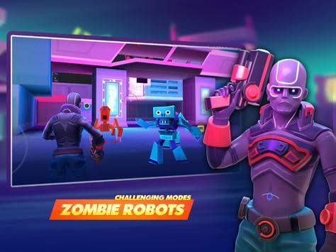 جنون الأبطال - Battle Royale Hero Shooter تصوير الشاشة 12
